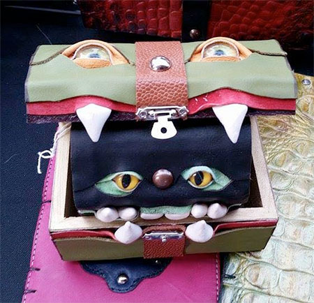 Monster Briefcases
