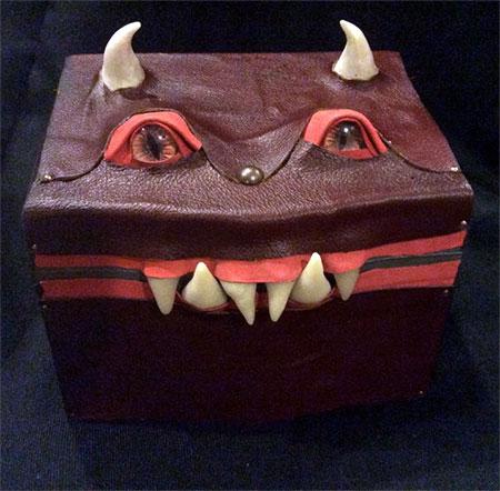 Monster Briefcase