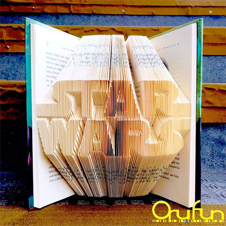 OruFun Book Art