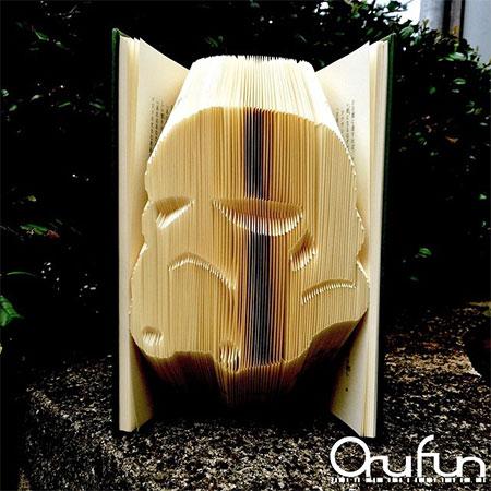Yuto Yamaguchi Book Art