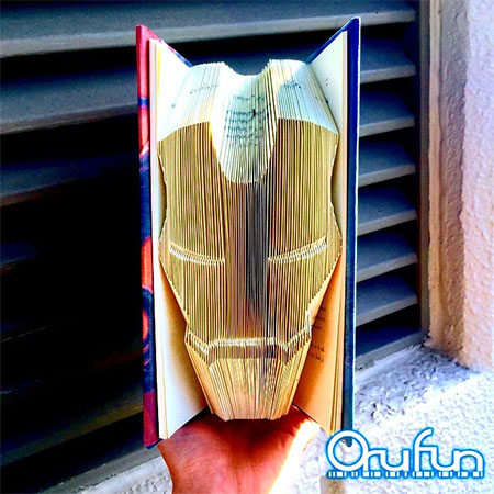 Book Art by OruFun