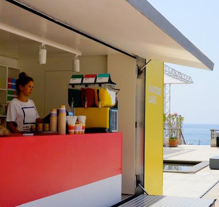 Pantone Colour Cafe