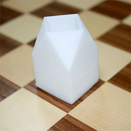 MicroPlanter Chess Set