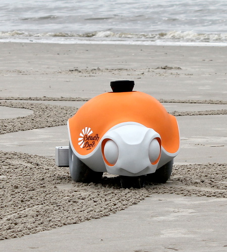 Sand Drawing Bot