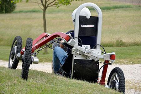 Swincar Spider Electric Car