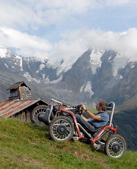 Spider ATV