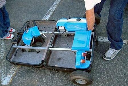 Car in a Suitcase