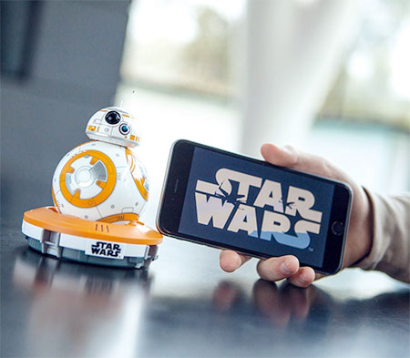 BB-8 App-Enabled Droid by Sphero
