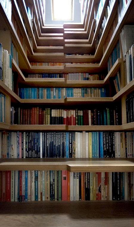 Shelf Staircase