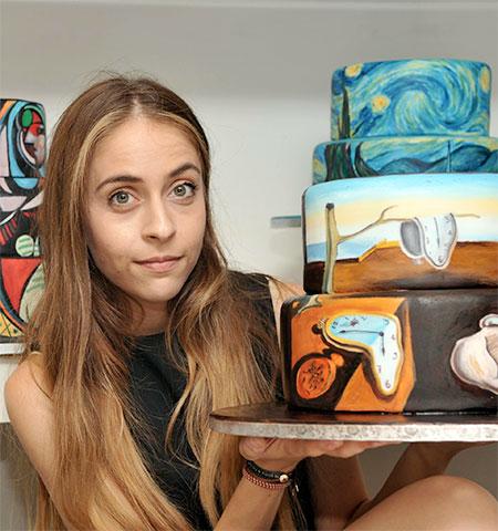 Maria Aristidou Art Cakes