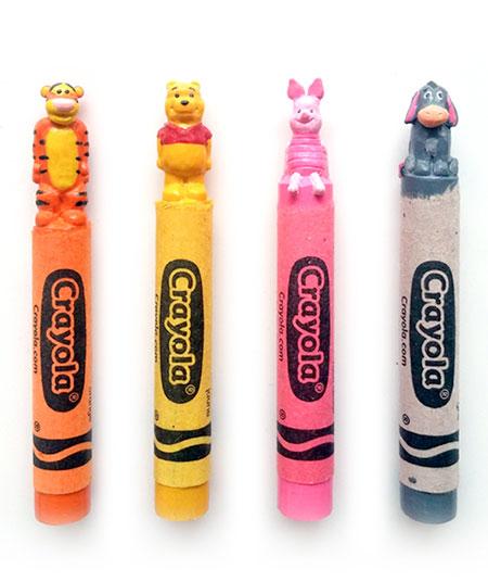 Yo lo sé, tú lo sabrás...: Arte en lápices Crayon