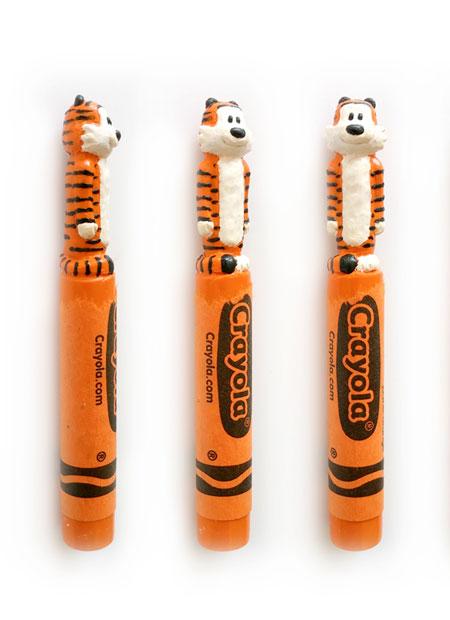 Hobbes Crayon