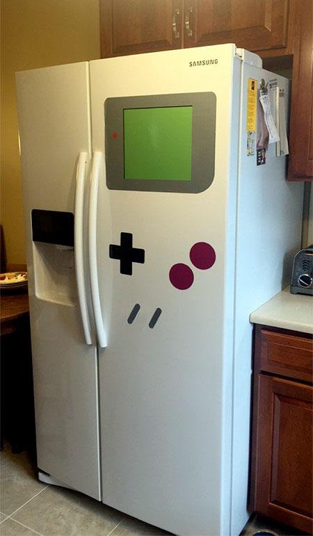 Game Boy Refrigerator