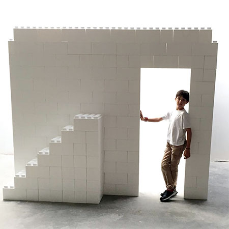 Giant Lego Bricks