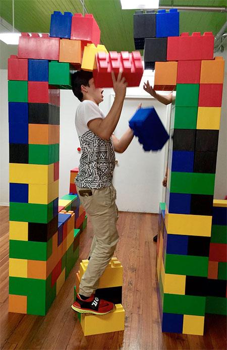 Large LEGO