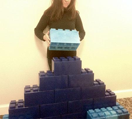 Large LEGOs
