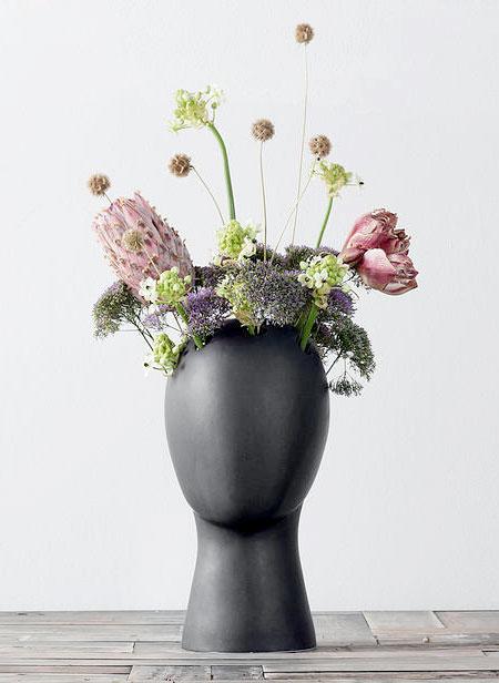 Tania da Cruz Head Vase