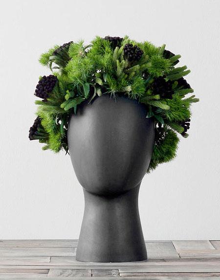 Tania da Cruz Wig Vase