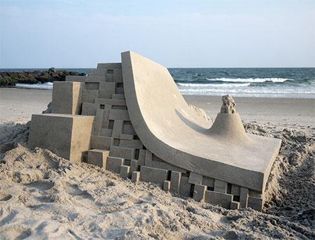 Modern Sandcastles