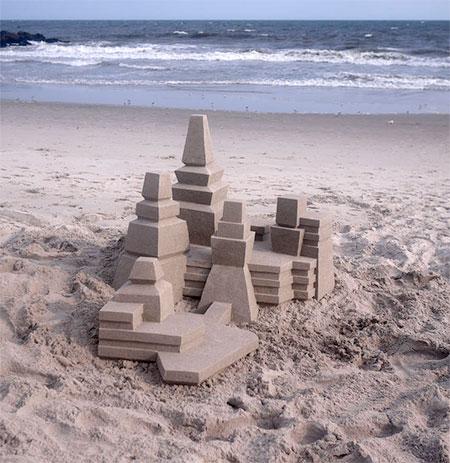 Calvin Seibert Sandcastles