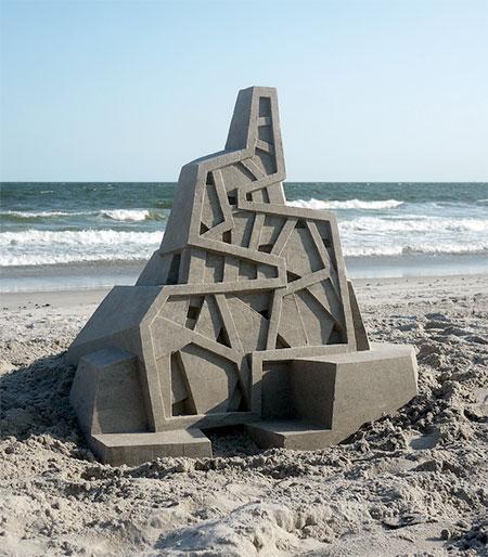 Calvin Seibert Sandcastle