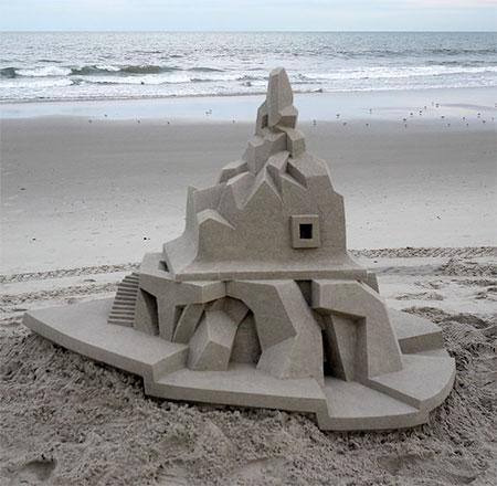 Calvin Seibert Sand Castle