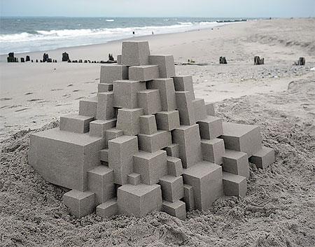 Calvin Seibert Modern Sandcastles