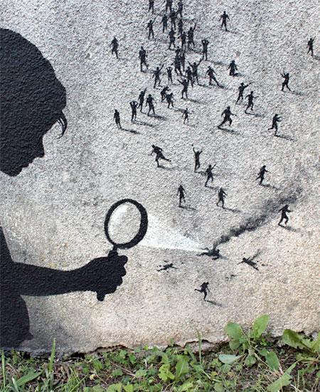Pejac Instagram Street Art