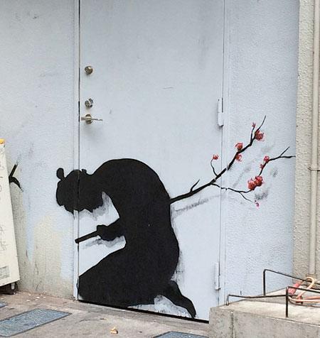 Street Art on Instagram