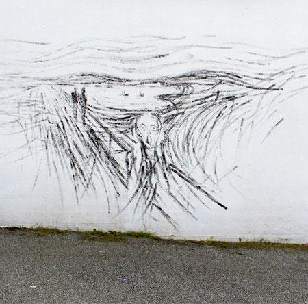 Pejac Street Artwork