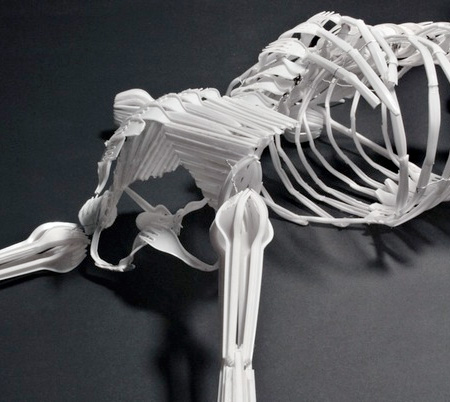 Plastic Forks Skeleton