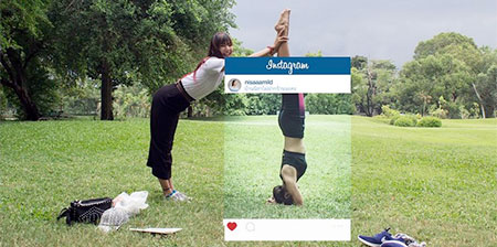 Instagram vs Real Life