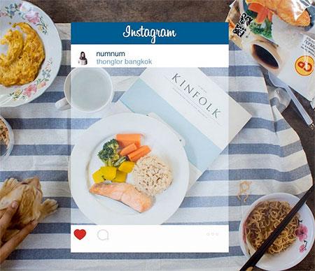 Instagram versus Real Life