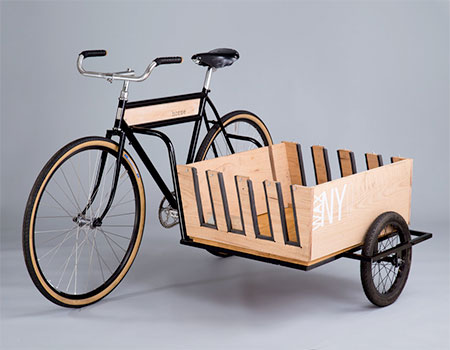 Side Car Bicycle