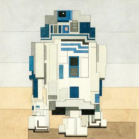 8-Bit R2-D2