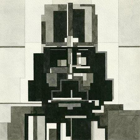 8-Bit Darth Vader