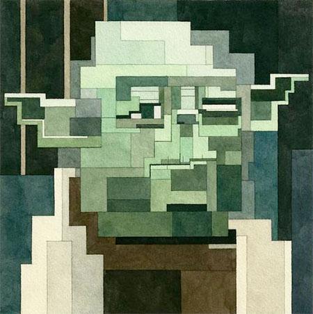 8-Bit Yoda