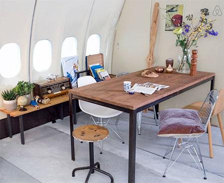 Plane Apartment