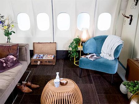 Airbnb Airplane Apartment