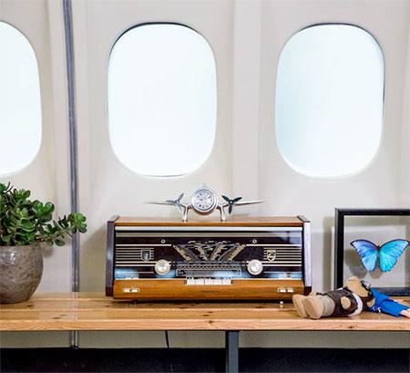 Airbnb Plane Apartment