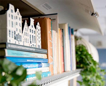 Airplane Bookshelf