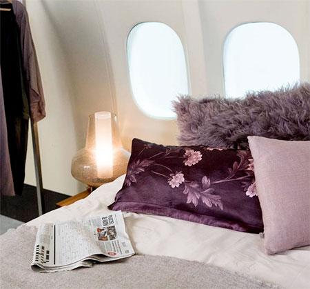 Airbnb Plane