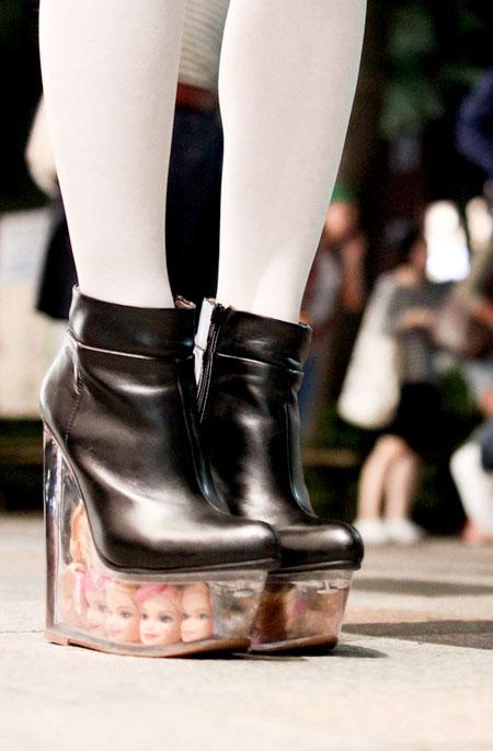 Jeffrey Campbell Barbie Shoes