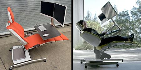 Desk Bed Workstation