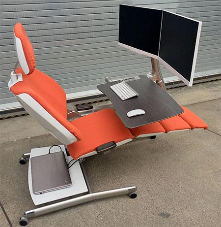 Altwork Desk Bed Workstation