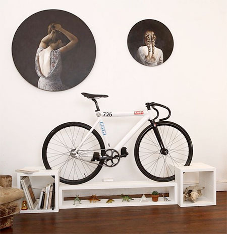 Bike Stand Furniture