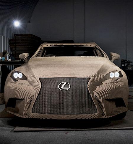 Drivable Cardboard Car