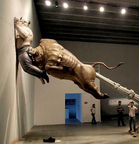 Chen Wenling Sculpture