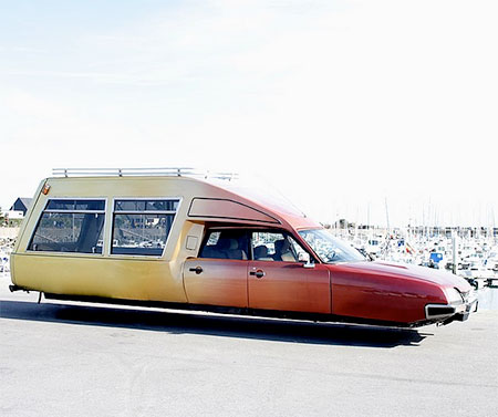 Sylvain Viau Flying Car