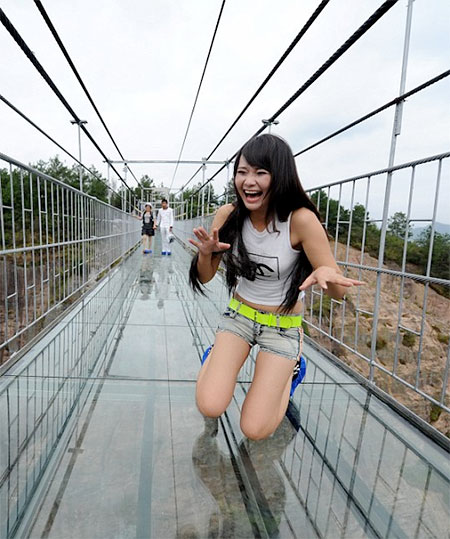 Glass Bridge